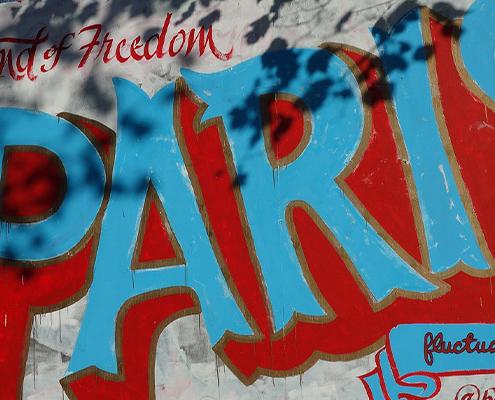 Street art à paris dans le 13e